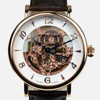 Английские часы Martin Ferrer: механика без компромиссов