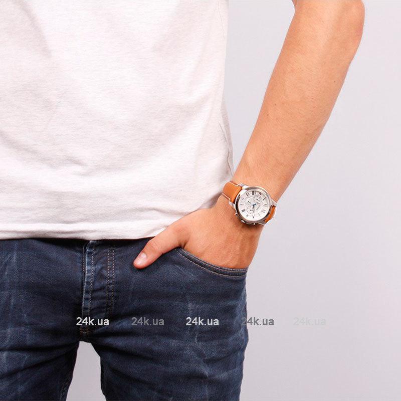 серебряные часы наручные