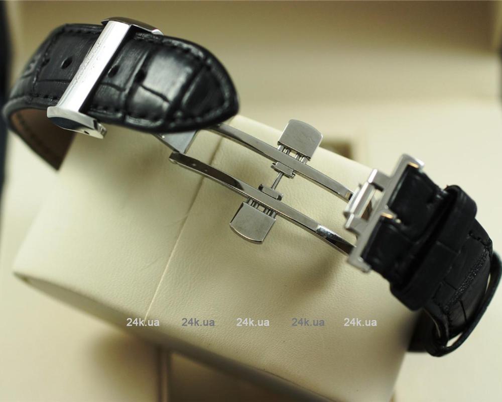 швейцарские серебряные часы