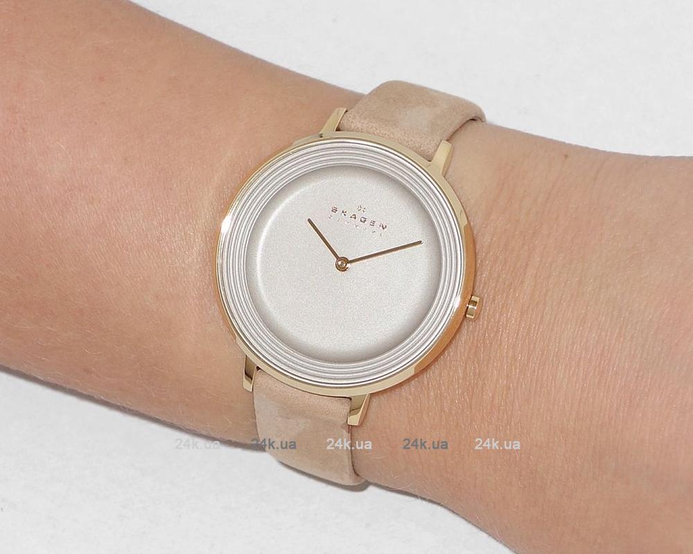 часы серебряные наручные
