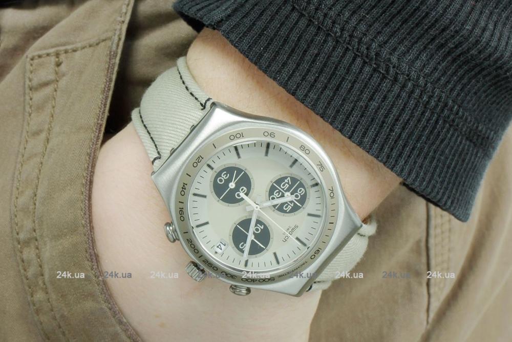 3 июл 2014 Так, сначала часы Swatch Sistem51 были доступны только в ряде . увидел рекламу загорелся купить