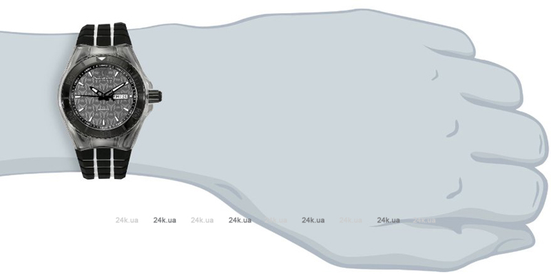 new technomarine men u0026 39 s cruise monogram 113038 40mm gla