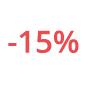 """Акция """"Всем студентам скидки -15 %"""""""