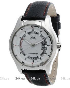 Часы qq мужские водонепроницаемые