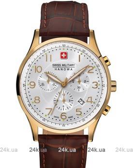 4187.02.001. Мужские часы Swiss Military Hanowa 6-4187.02