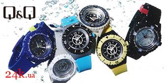 50253b245737 Часы Q&Q. Купить часы Q&Q в Киеве. Лучшие цены в магазине 24k.ua