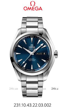 Часы Omega 231.10.43.22.03.002