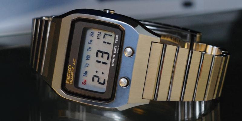 Часы Джеймса Бонда Seiko