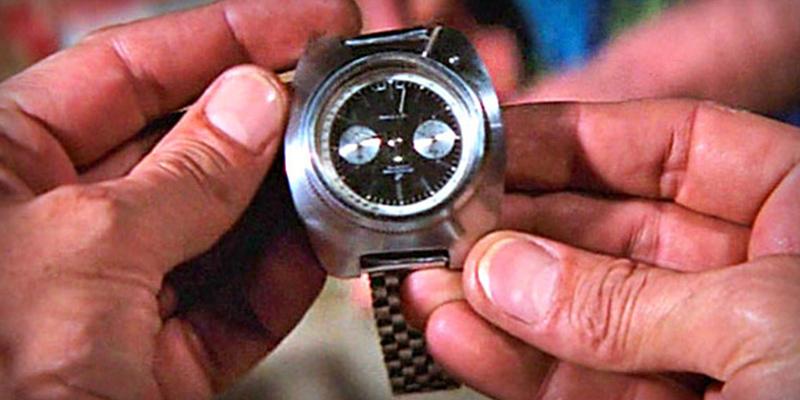 Часы Джеймса Бонда Breitling Top Time