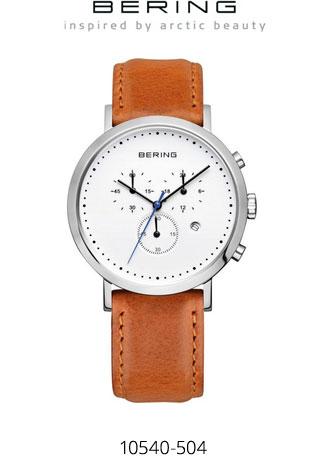Описание:  Часы Bering 10540-504