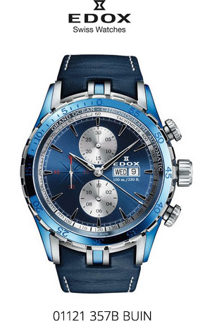 Automatic Chronograph 01121 357B BUIN