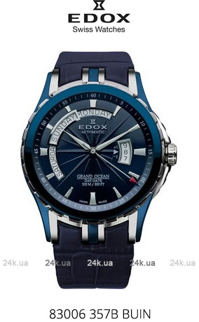 Automatic Day Date 83006 357B BUIN