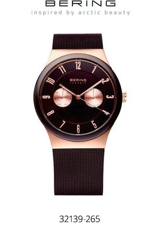 Описание:  Часы Bering 32139-265