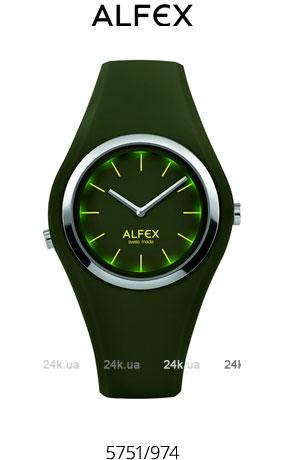 Часы Alfex 5751/974