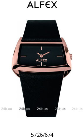Часы Alfex 5726/674