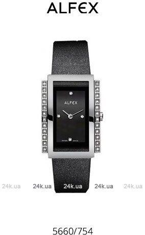 Часы Alfex 5660/754