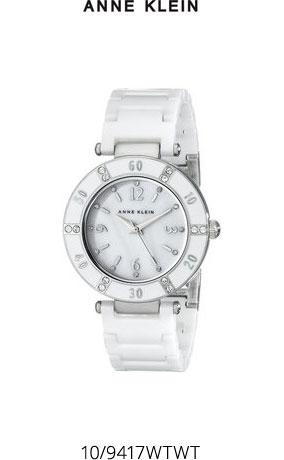 Часы Anne Klein 10/9417WTWT
