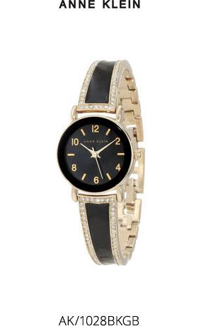 Часы Anne Klein AK/1028BKGB