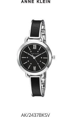 Часы Anne Klein AK/2437BKSV