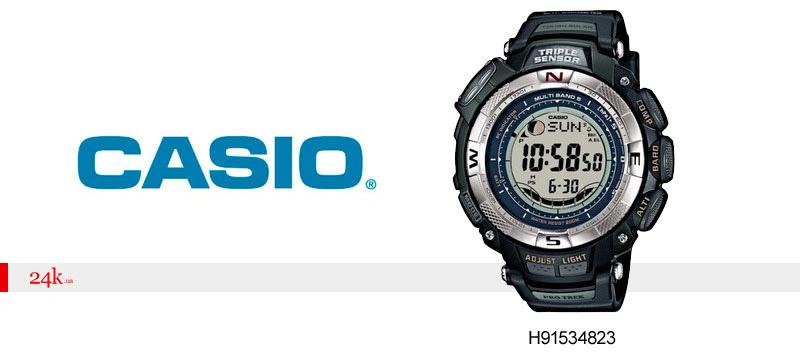 Часы Casio с барометром