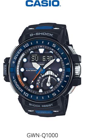 Часы Casio G-Shock GWN-Q1000