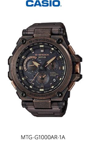 Часы Casio G-Shock MTG-G1000AR-1A