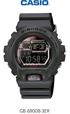 Часы Casio G-Shock GB-6900B-3ER
