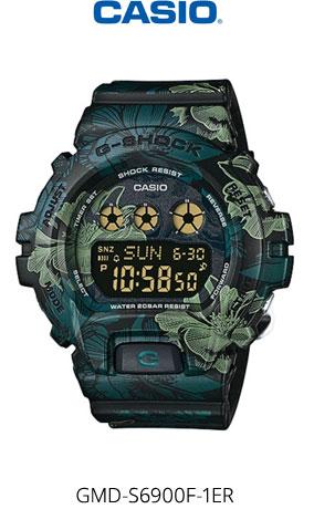 Часы Casio G-Shock GMD-S6900F-1ER