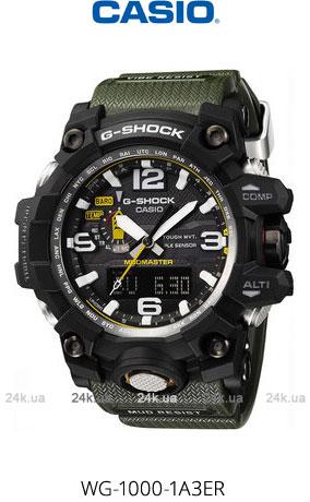 Часы Casio G-Shock GWG-1000-1A3ER