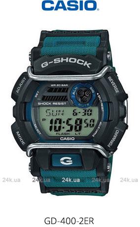 Часы Casio GD-400-2ER
