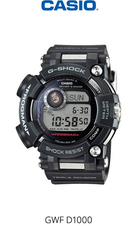 Часы Casio G-Shock GWF D1000