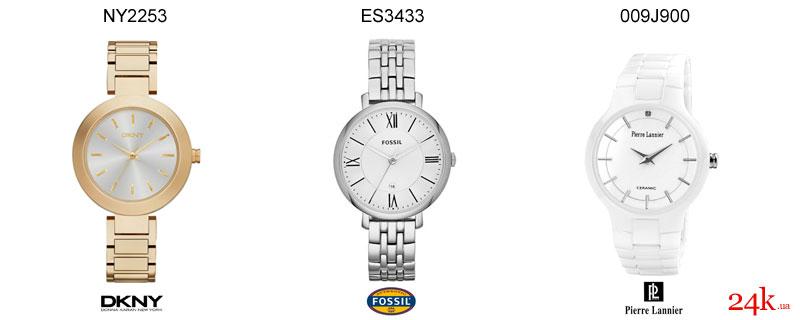Женские деловые часы до 2000грн