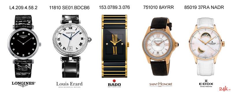 Женские деловые часы до 50000 грн