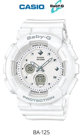 Часы Casio Baby-G BA-125