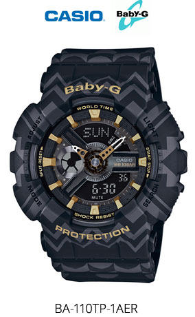 Часы Casio Baby-G BA-110TP-1AER
