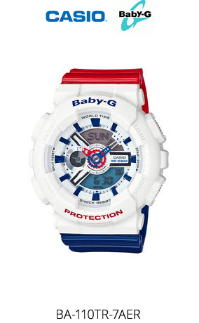 Часы Casio Baby-G BA-110TR-7AER