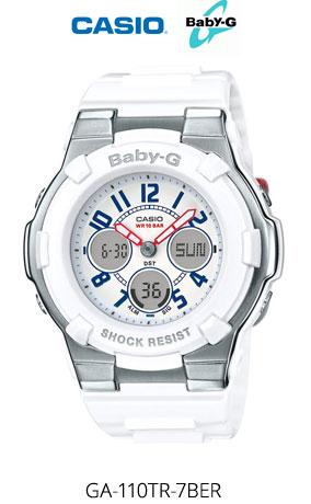 Часы Casio Baby-G BGA-110TR-7BER