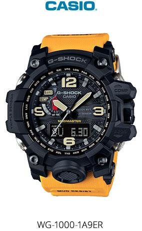 Часы Casio GWG-1000-1A9ER