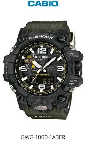 Часы Casio GWG-1000-1AER