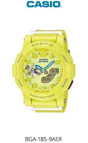 Часы Casio BGA-185-9AER
