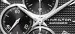 Часы с хронографом Hamilton