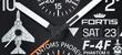 Часы хронограф Fortis