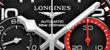 Часы с хронографом Longines