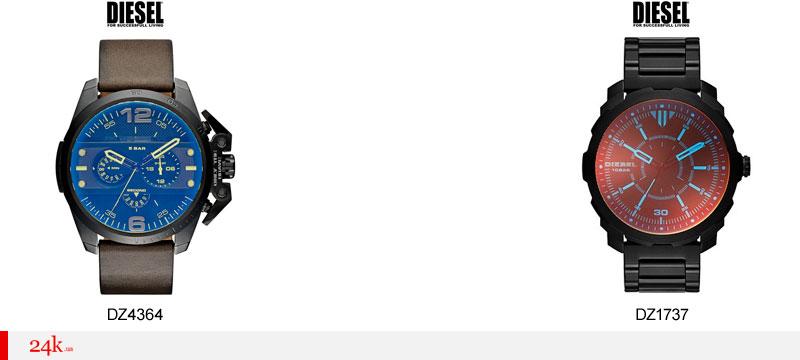 Стильные часы Дизель 2016