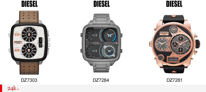 Оригинальные часы от Дизель