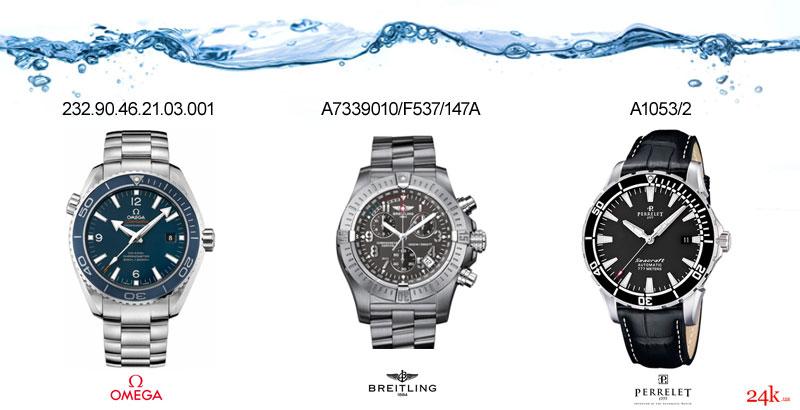Хорошие часы для плавания