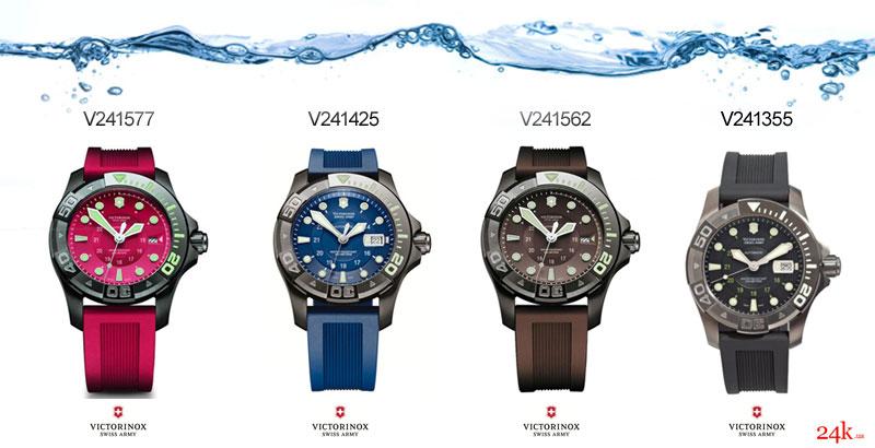 Водонепроницаемые часы Victorinox Swiss Army