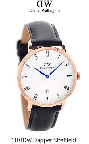 Часы Daniel Wellington 1101DW Dapper Sheffield