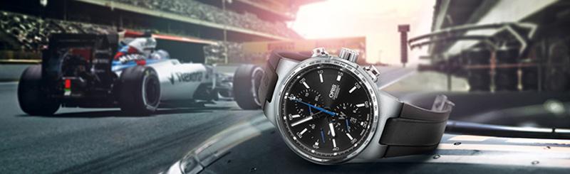 Часы Oris Formula 1