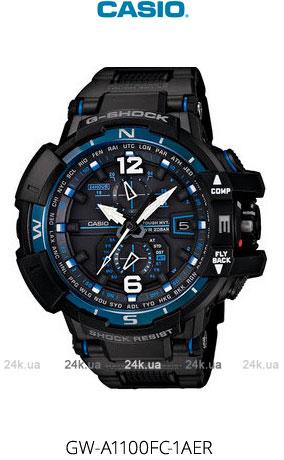 Часы Casio GW-A1100FC-1AER